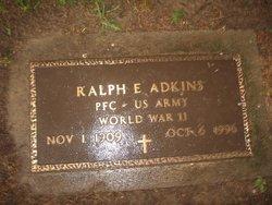 Ralph E Adkins