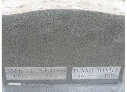 Bonnie <i>Jordan</i> Baxter
