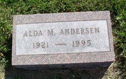 Alda M Andersen