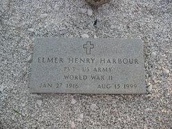 Elmer Henry Harbour