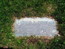 Lillian H Anderson