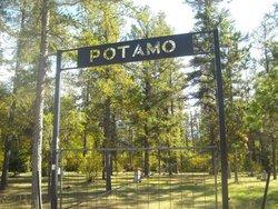 Potamo-Parke Cemetery
