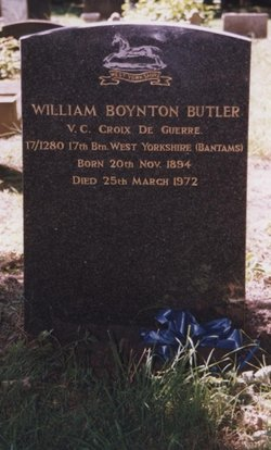 William Boynton Butler