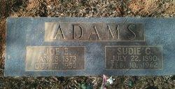 Susan Granbury Sudie <i>Bridger</i> Adams