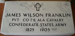 James Wilson Franklin