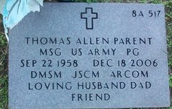 Thomas Allen Parent