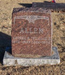 William James Allen