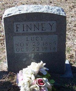 Rhoda Lucinda <i>Mays</i> Finney