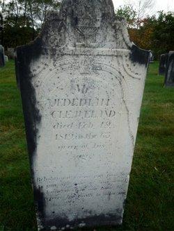 Jedediah Cleaveland, Sr