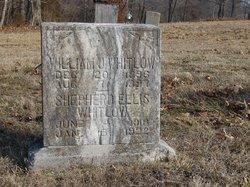 William Jessie Whitlow