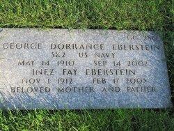 George Dorrance Eberstein