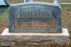 Nellie Rosalee <i>Gower</i> Boylston