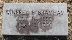 Winfrey Peyton Bramham