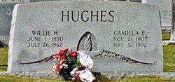 Camilla E Hughes