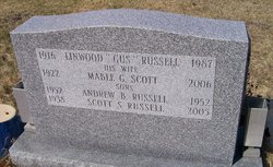 Mable G <i>Scott</i> Russell
