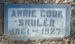 Annie <i>Cook</i> Shuler