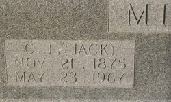 Caleb Jackson Jack Mize