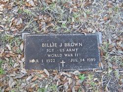 Billie J Brown