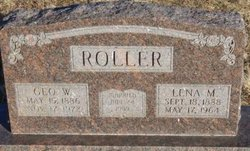 Lena May <i>Anderson</i> Roller