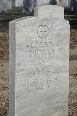 Alfred A Dickey