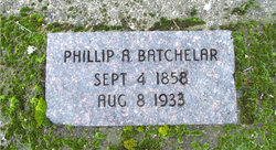 Phillip Alexander Batchelar