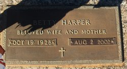 Betty <i>House</i> Harper