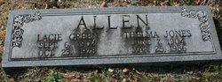 Thelma <i>Jones</i> Allen