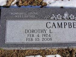 Dorothy Lou <i>Phillips</i> Campbell