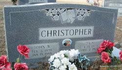 John Warden Christopher