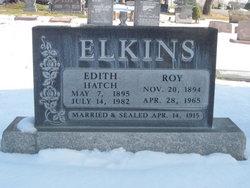 Edith <i>Hatch</i> Elkins