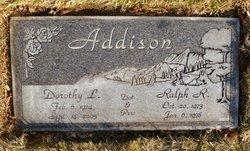 Ralph Roper Perc Addison