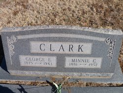 George Ethan Clark