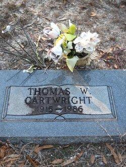 Thomas W Cartwright