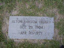 Alton Ransom Creech