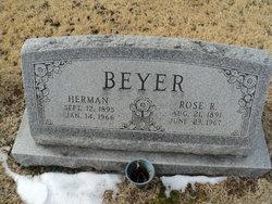 Rose Rebecca <i>Pearce</i> Beyer