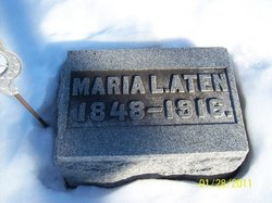 Maria L. <i>Burbidge</i> Aten