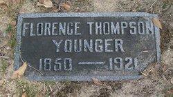 Florence <i>Thompson</i> Younger
