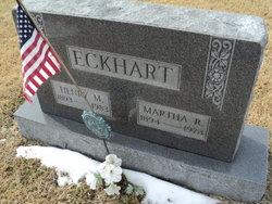 Martha R. Eckhart