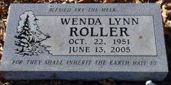 Wenda Lynn Roller