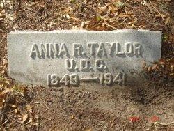 Anna Reives <i>Sullivan</i> Taylor