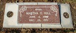 Martha C. Hill