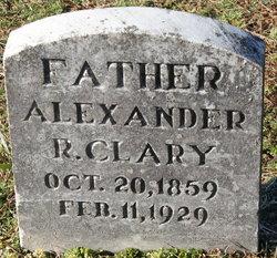 Alexander R Clary