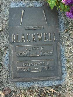 Alice Blackwell