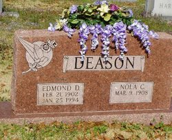 Edmond Dewey Deason