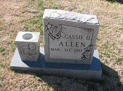 Cassie Ethel <i>Dalton</i> Allen