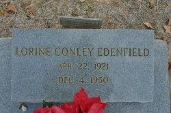 Lorine <i>Conley</i> Edenfield