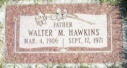 Walter M Hawkins