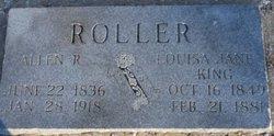 Louisa Jane <i>King</i> Roller