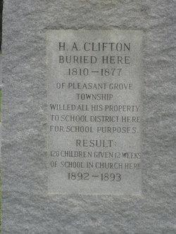 H. A. Clifton