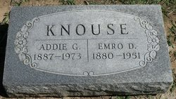 Emro D Knouse
